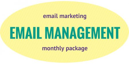 Monthly Newsletter Management - email marketing support
