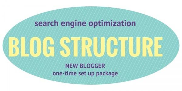 SEO blog structure optimization