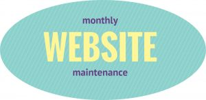 Website Maintenance Package - Social Light