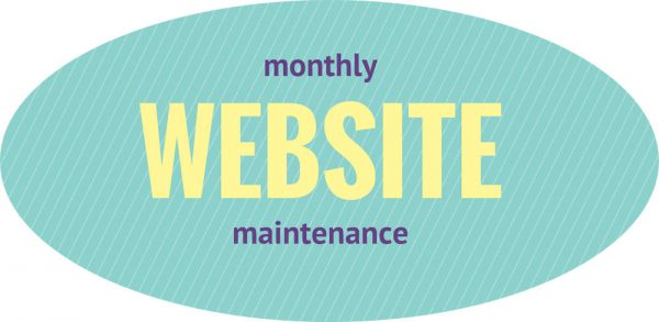 Website Maintenance Package - Social Light